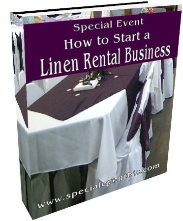 how to start a banquet server business